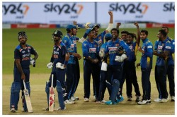 India In Sri Lanka Sri Lanka Fined 20 For A Slow Over Rate In The Second Odi Of The Series