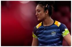 Tokyo Olympics Manika Batra Reaction After Her Olympics Exit