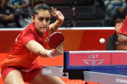 Tokyo Olympics 2021 Manika Batra Refuses National Coach S Help During First Round Match