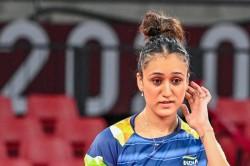 Sofia Polcanova Beats Manika Batra In Women S Single S Table Tennis
