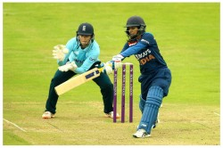 England Vs India Women India Won The Match In Series Finale By 4 Wickets