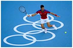 Tokyo Olympics Novak Djokovic Keeps His Golden Slam Hopes Alive As Reaching The Third Round