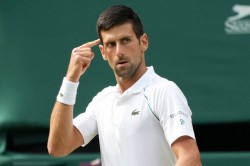 Novak Djokovic Knows History Is On The Line At Tokyo Olympics