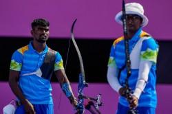 Tokyo Olympics India S Pravin Jadhav Lose To World No 1 In Men S Individual Archery