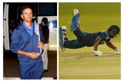 Looking Back To The Series Against Sri Lanka Sanju Samson Would Be Disappointed Says Rahul Dravid