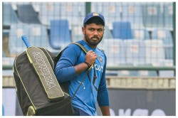 India Vs Sri Lanka Sanju Samson Misses First Match He Could Be Ruled Out Full Series