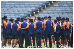 India Vs Sri Lanka Rahul Dravid Reaction On Team India Permanent Coach Job