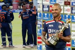 India Vs Sri Lanka Shikhar Dhawan May Be Unavailable For The Remaining Matches Of T20 Series