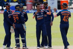 Yuzvendra Chahal And K Gowtham Tested Positive For Covid
