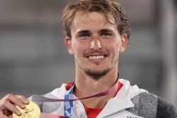 Tokyo Olympics 2021 Alexander Zverev Beats Karen Khachanov To Win Title In Men S Tennis Singles