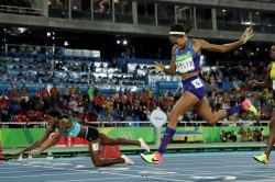 Usa S Allyson Felix Won Total Of 11 Medals In Olympics