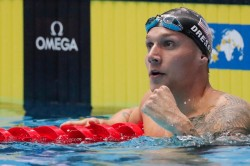 Tokyo Olympics Us Star Swimmer Caeleb Dressel Creates Record With Five Olympic Gold Medals