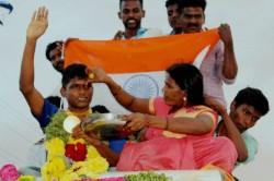 Tokyo Paralympics 2021 India S Flag Bearer Mariyappan Thangavelu In Quarantine