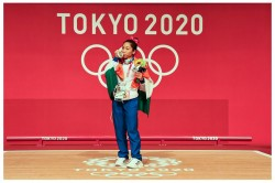 Manipur Based Film Production Company Announced Biopic Based On The Life Of Olympic Medalist Mirabai
