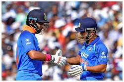 Because Of Me Ms Dhoni Came Ahead Of Yuvraj In 2011 World Cup Final Muttiah Muralitharan