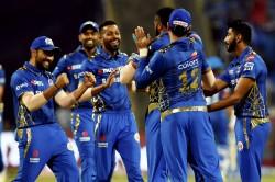 Ipl 2021 Defending Champions Mumbai Indians Touch Down Uae