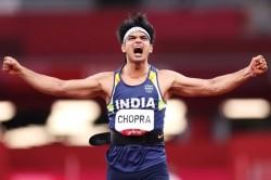 After Olympic Gold Neeraj Chopra Eyes World Championships Title Next Year