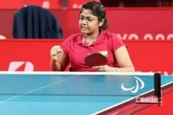 Tokyo Paralympics Paddler Bhavina Patel Reaches Historic Final