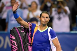 Rafael Nadal Ends 2021 Season Prematurely Over Foot Issue