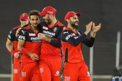 Ipl 2021 Second Phase Royal Challengers Bangalore Full Schedule