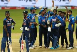 India Vs Sri Lanka Lankans Earned This Staggering Amount For Hosting Shikhar Dhawans Side