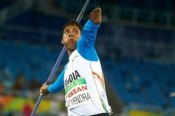Member Indian Team For Tokyo Paralympics Accorded Warm Send Off