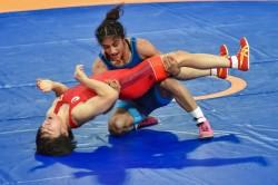 Wrestling Federation Of India Suspends Vinesh Phogat For Indiscipline