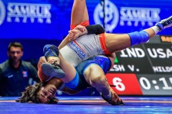 Indian Wrestler Vinesh Phogat Sends Apology To Wfi