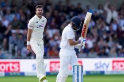 Virat Kohli Created Unwanted Record James Anderson Dismissed Kohli Seven Times In Tests