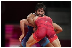 Up Government Adopts Indian Wrestling Till 2032 Olympics Said Wfi President