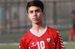 Afghanistan Footballer Zaki Anwari Dies In Fall From Plane At Kabul Airport