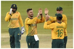Sri Lanka Vs South Africa 3rd T20i South Africa Won The Match And Series By 3