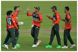 Bangladesh Get 1st T20 Win Against New Zealand To Take Series Lead