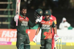List Of Lowest Totals By Teams Against Bangladesh In T20i