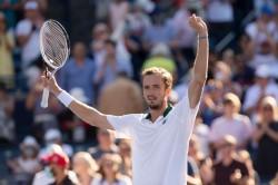 Us Open Daniil Medvedev Ends Novak Djokovic S Bid For Year Slam