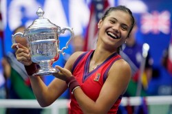 Emma Raducanu Jumps Up 127 Ranking Places After Shock Us Open Win