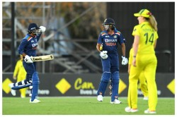 India Women Vs Australia Women Odi Mithali Raj Team Beat Australia By 2 Wickets