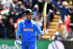 Ms Dhoni Included In The 15 Member Defense Ministry Committee To Review Ncc