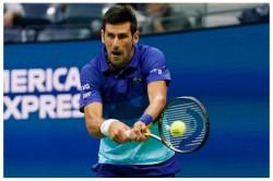 Us Open Novak Djokovic Reach 3rd Round With Straight Set Win Against Griekspoor