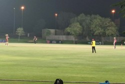 Ipl 2021 Royal Challengers Bangalore Players Are Spotted Playing A Practice Match