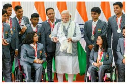 Paralympics I Get Motivation Inspiration From You Pm Modi On Para Athletes