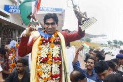 Tokyo Paralympics Shuttler Pramod Bhagat Wins Gold In Sl3 Badminton