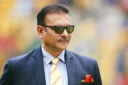 Ravi Shastri Bharat Arun R Sridhar Awaiting Fit To Fly Certificate In Order To Return Home