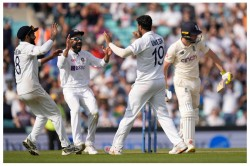 England Vs India 4th Test Match At Oval 5th Day Live Score