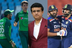 T20 Worldcup 2021 India Have A Huge Chances Of Winning Against Pakistan Says Sourav Ganguly