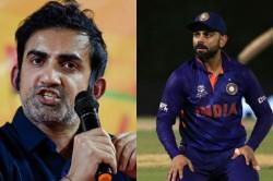 Odi World Cup Is More Rewarding Than T20i World Cup Says Gautam Gambhir