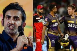 Ipl 2021 Gautam Gambhir Revealed The Reason Behind Rcb S Loss Against Kkr In Eliminator Match