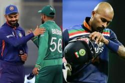 T20 World Cup 2021 I Won T Bowl Against Pakistan Match Says Hardik Pandya