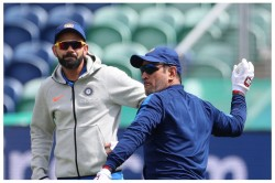 T20 World Cup Team India Skipper Virat Kohli Thrilled To Have Ms Dhoni As Mentor