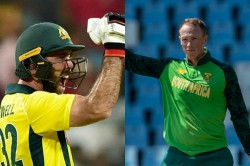 T20 World Cup 2021 Match 13 Australia Vs South Africa Toss Report And Live Score